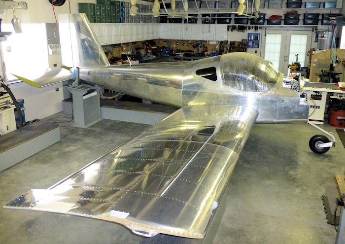 Joes RV 12 A Builders Log of Vans LSA Light Sport Aircraft