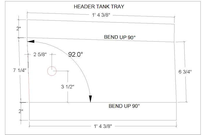 Alteration 06-05 Header Tank